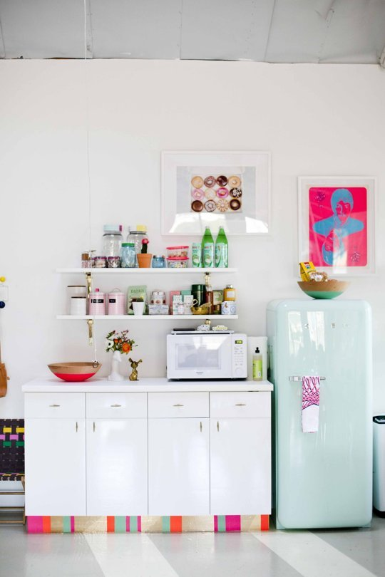 3. Clever Kitchenette