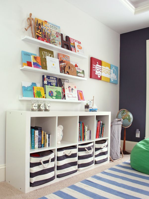 1. Kids Room Storage