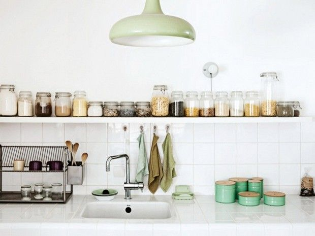 3. Simple but effective storage
