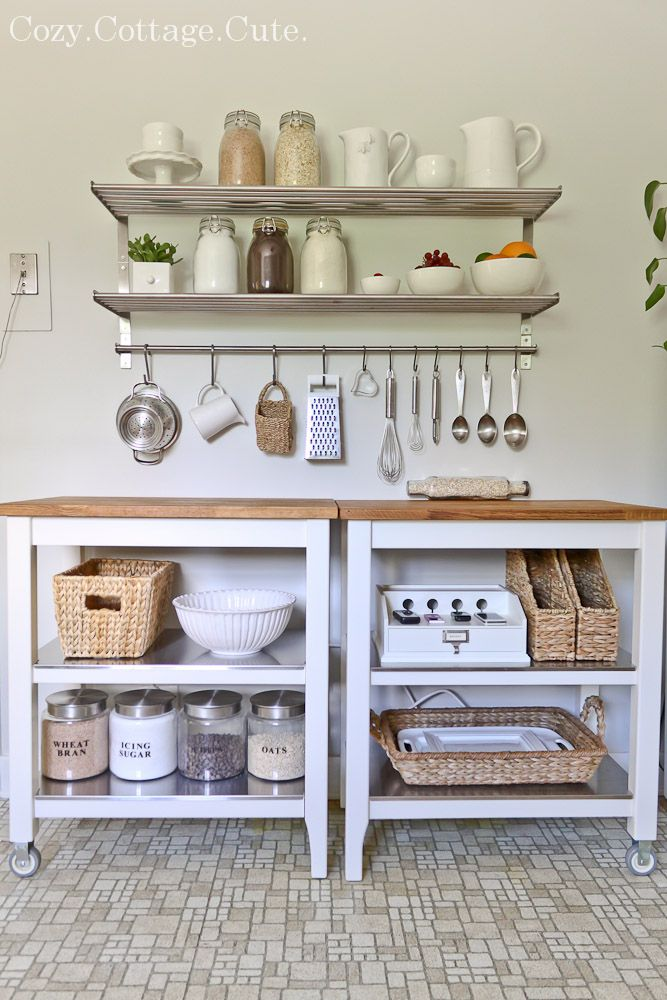 5 Kitchen Storage Ideas that Won\u0027t Break the Budget