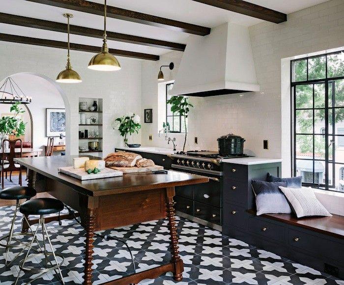 3. Spanish style tiles