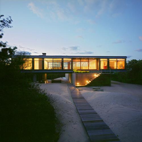 Scandinavian Beach Hut 10 Hamptons Modern
