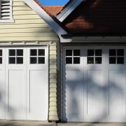 Personality garage door Federation
