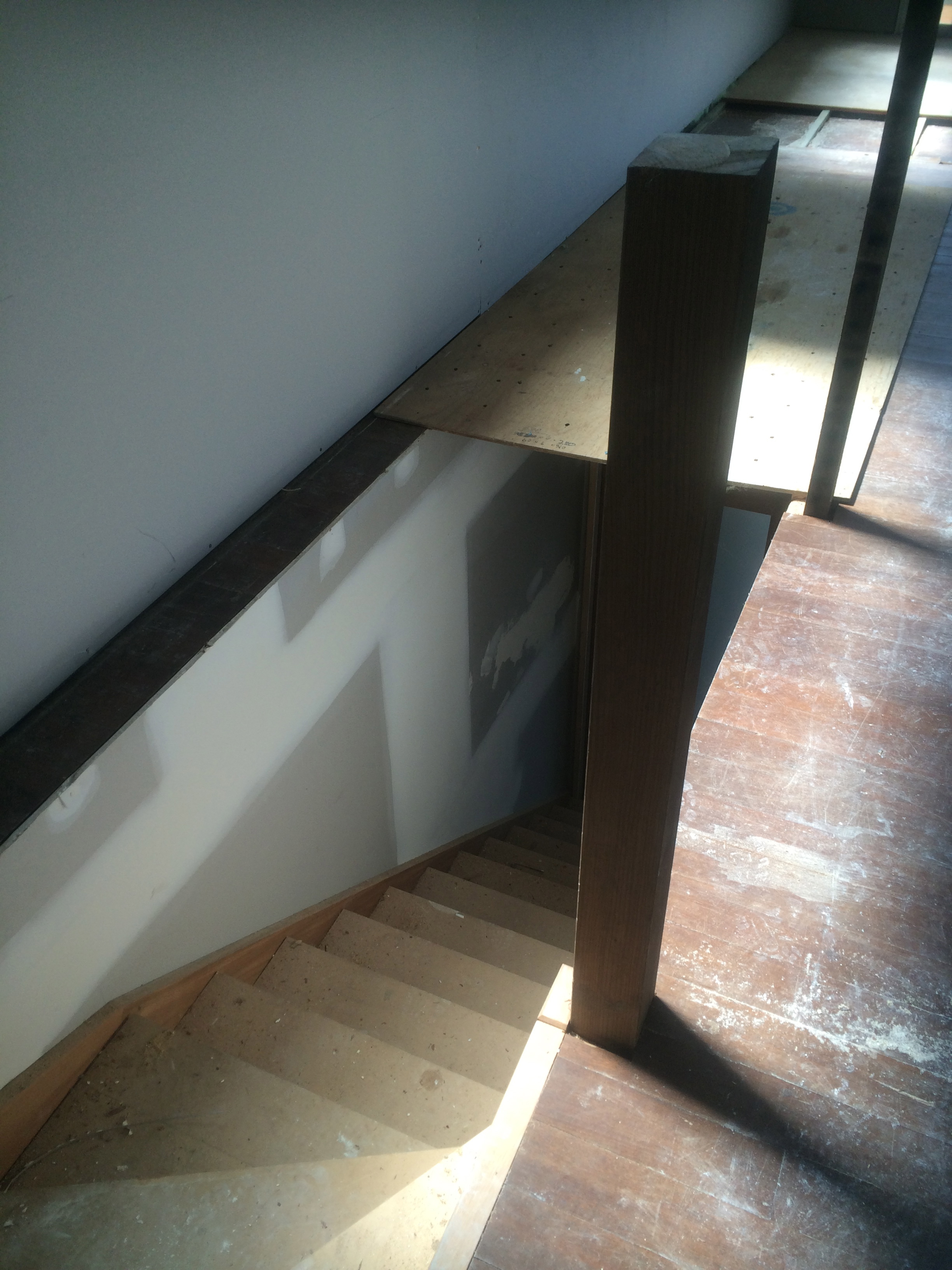 New Internal Stairs