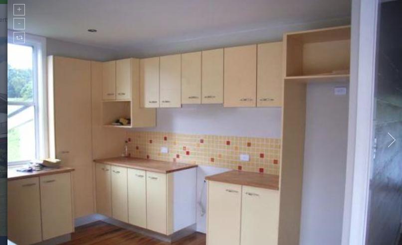Upcycled Retro Kitchen