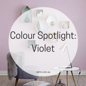 Colour Spotlight_Violet