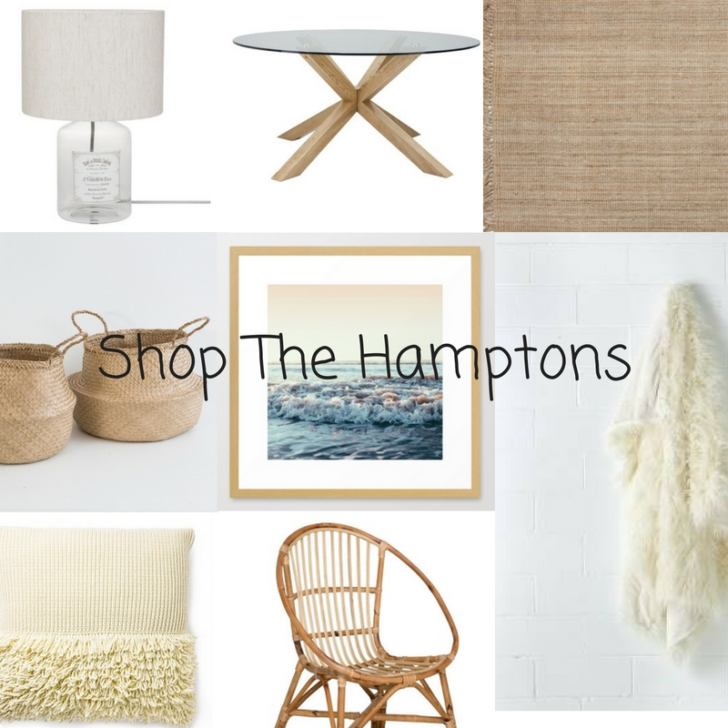 Inspired by: The Hamptons