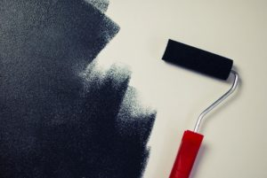 moody wall paint colour