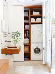 bathroom/ laundry