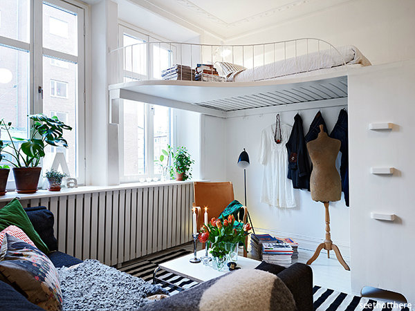 How to Make the Most of a Small Space | World inside pictures